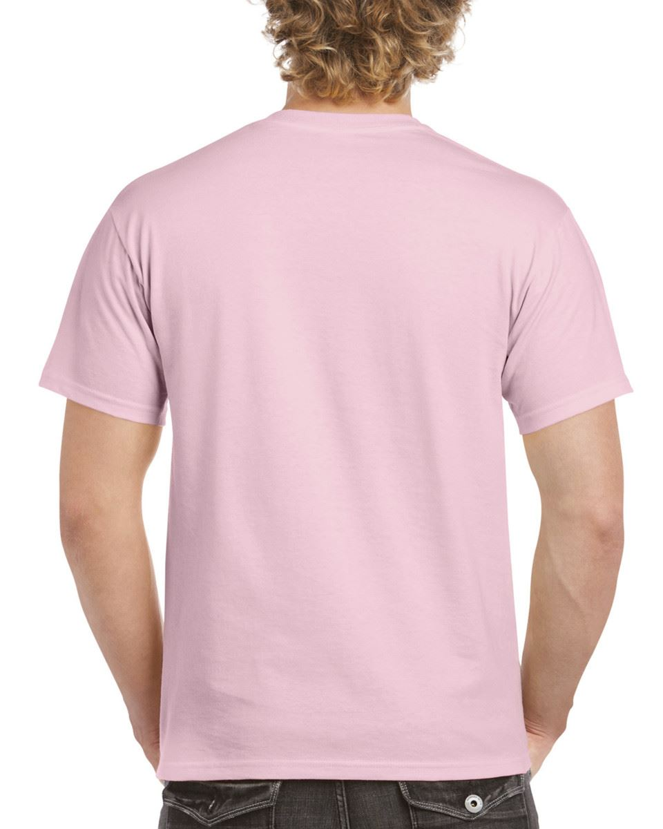 Gildan-Mens-Hammer-Plain-Crew-Neck-T-Shirts-100-Cotton thumbnail 18
