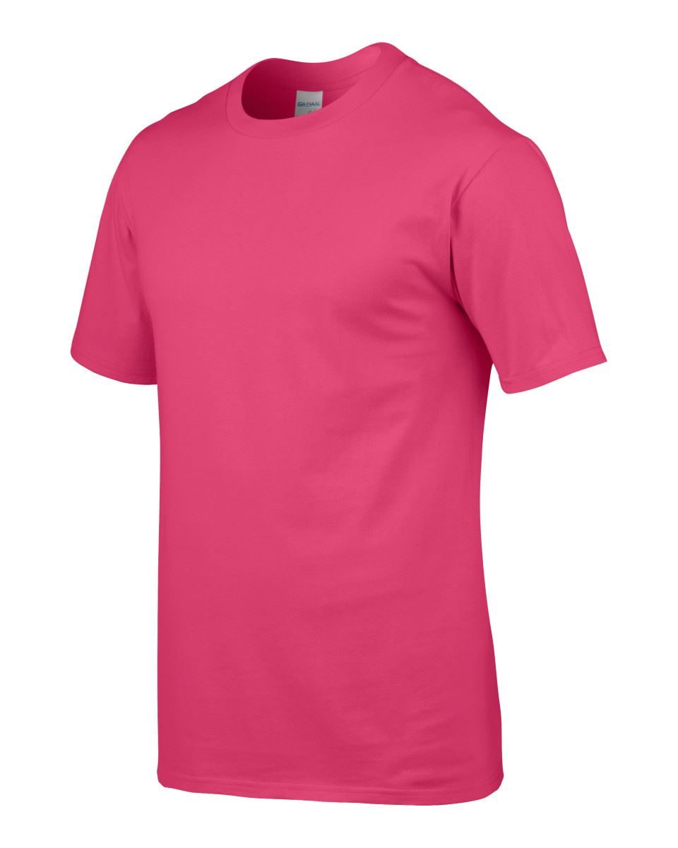 3-Pack-Gildan-Hommes-Femmes-Premium-Softstyle-Ringspun-Plain-T-shirt-en-coton-tee miniature 45