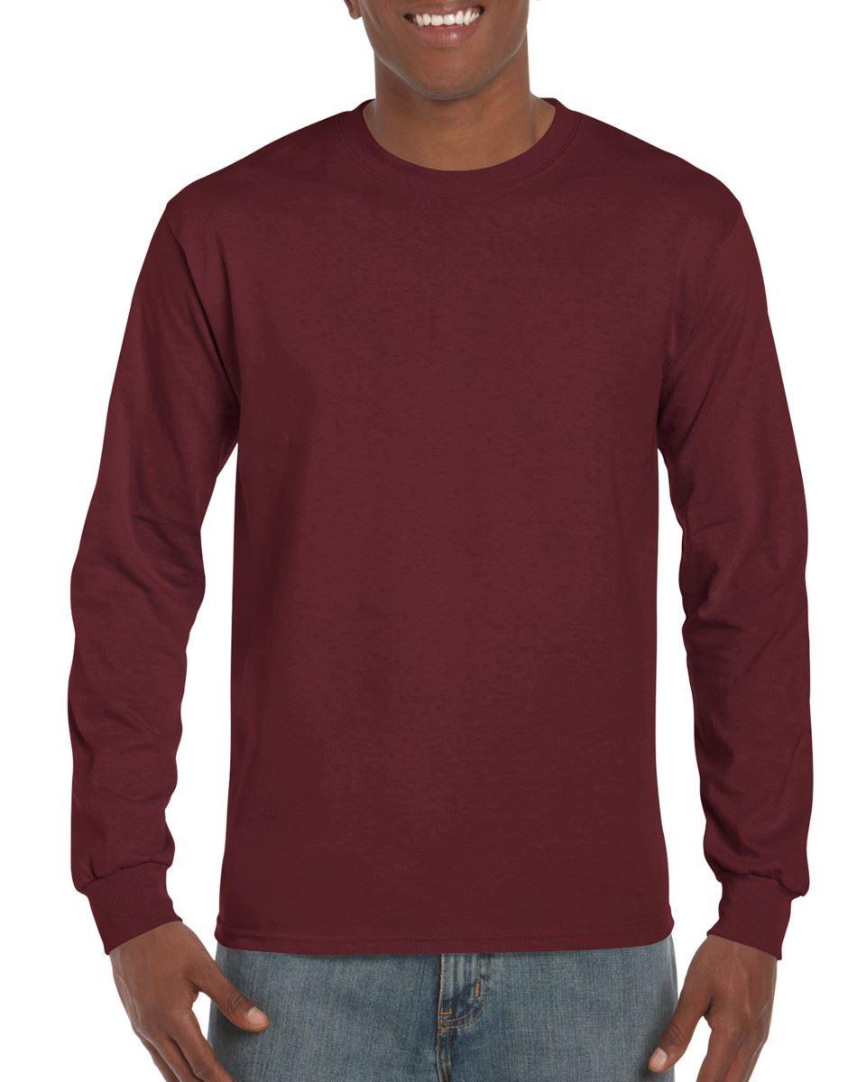 3-Pack-Gildan-Mens-Ultra-Cotton-Adult-Long-Sleeve-Plain-T-Shirt-Cotton-Tee-Shirt thumbnail 87