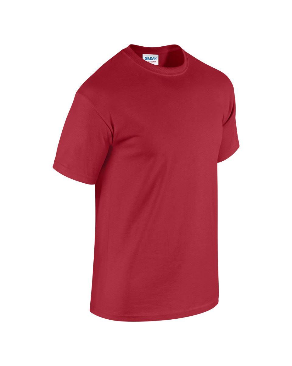 10-Pack-Plain-Gildan-Mens-Heavy-Cotton-Short-Sleeve-Plain-T-Shirt-Tee-T-Shirt thumbnail 45