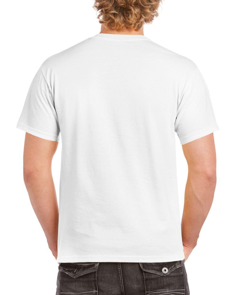 10-Pack-Plain-Gildan-Mens-Heavy-Cotton-Short-Sleeve-Plain-T-Shirt-Tee-T-Shirt thumbnail 3