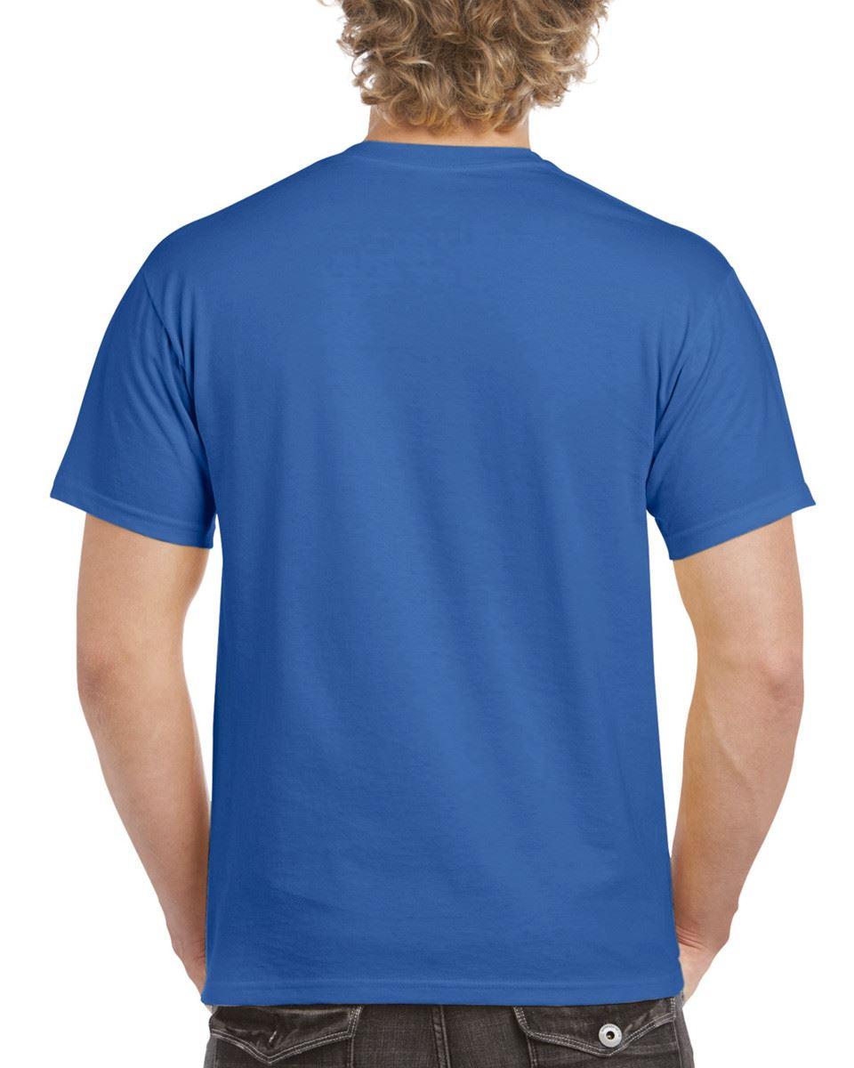 Gildan-Mens-Hammer-Plain-Crew-Neck-T-Shirts-100-Cotton thumbnail 30