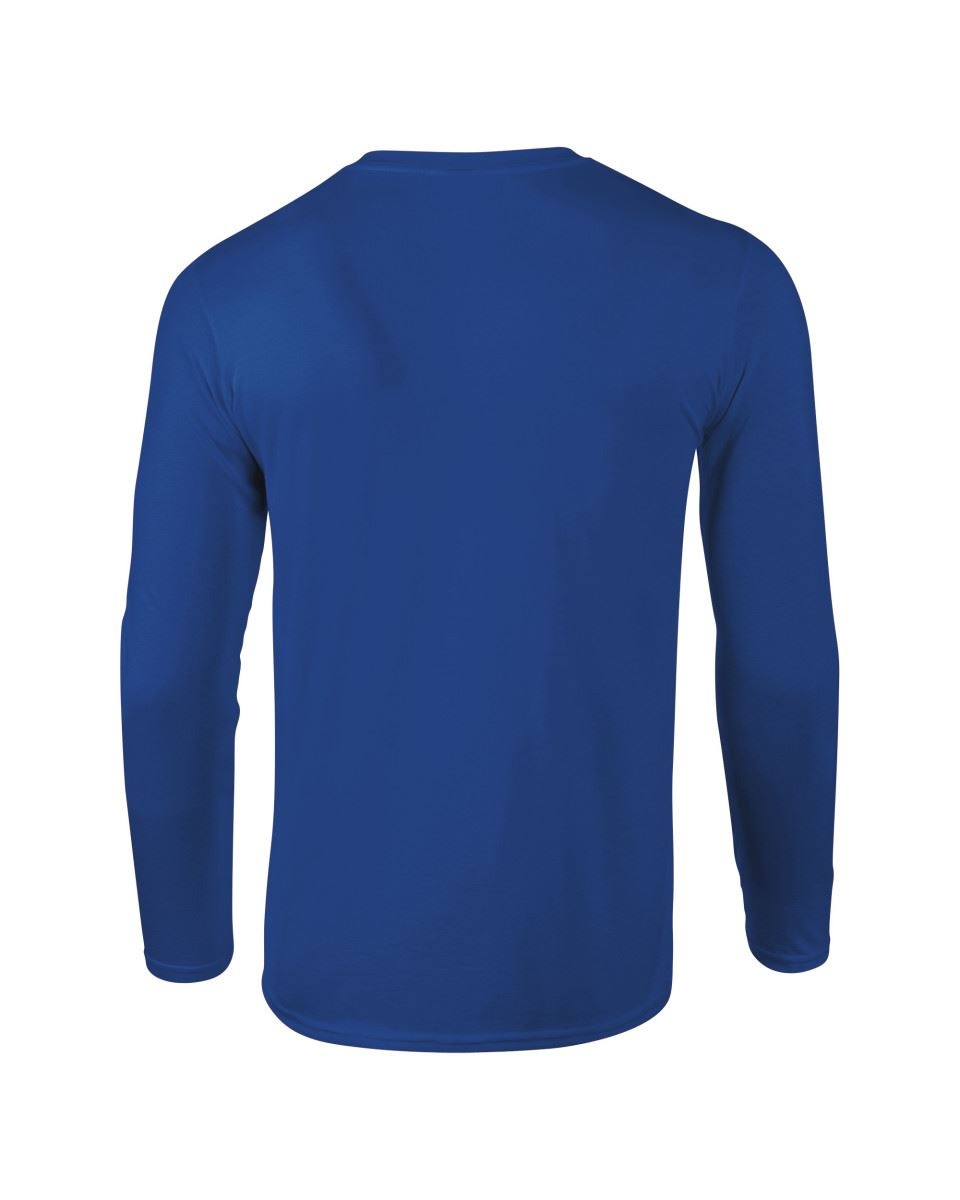 Gildan-MEN-039-S-LONG-SLEEVE-T-SHIRT-SOFT-COTTON-PLAIN-TOP-SLEEVES-CASUAL-NEW-S-2XL thumbnail 35