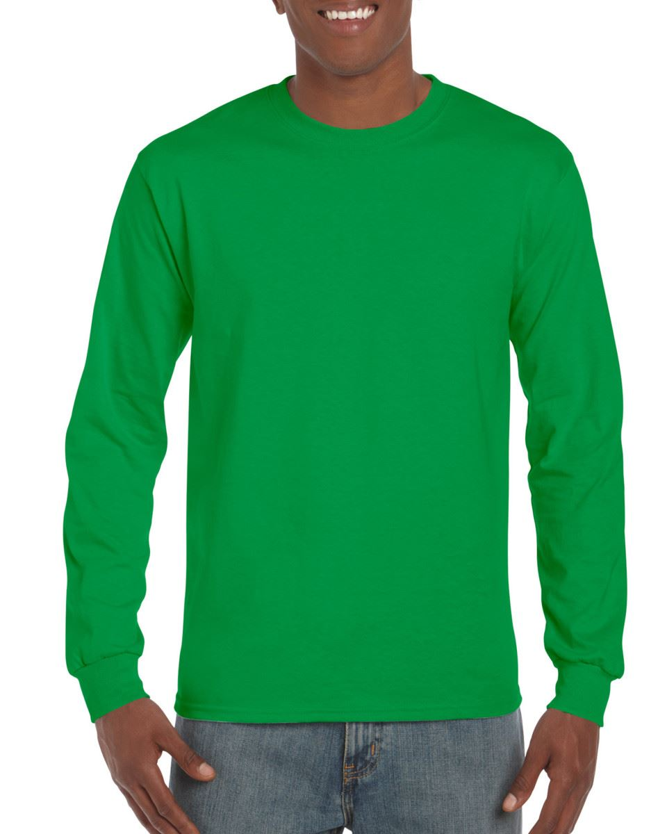 3-Pack-Gildan-Mens-Ultra-Cotton-Adult-Long-Sleeve-Plain-T-Shirt-Cotton-Tee-Shirt thumbnail 72