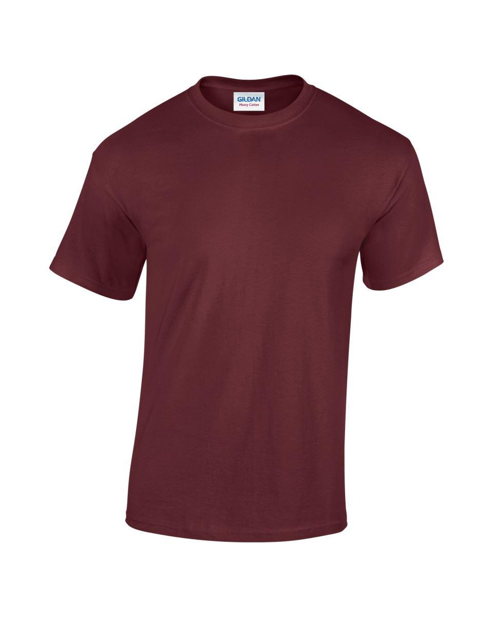10-Pack-Plain-Gildan-Mens-Heavy-Cotton-Short-Sleeve-Plain-T-Shirt-Tee-T-Shirt thumbnail 136