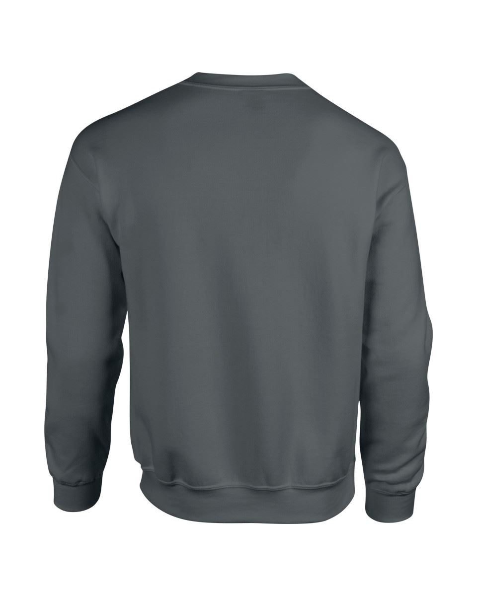 Gildan-Heavy-Blend-Adult-Crew-Neck-Pullover-Sweatshirt-Sweater-Workwear-Uniform thumbnail 54