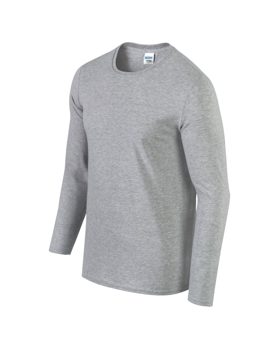 Gildan-MEN-039-S-LONG-SLEEVE-T-SHIRT-SOFT-COTTON-PLAIN-TOP-SLEEVES-CASUAL-NEW-S-2XL thumbnail 41