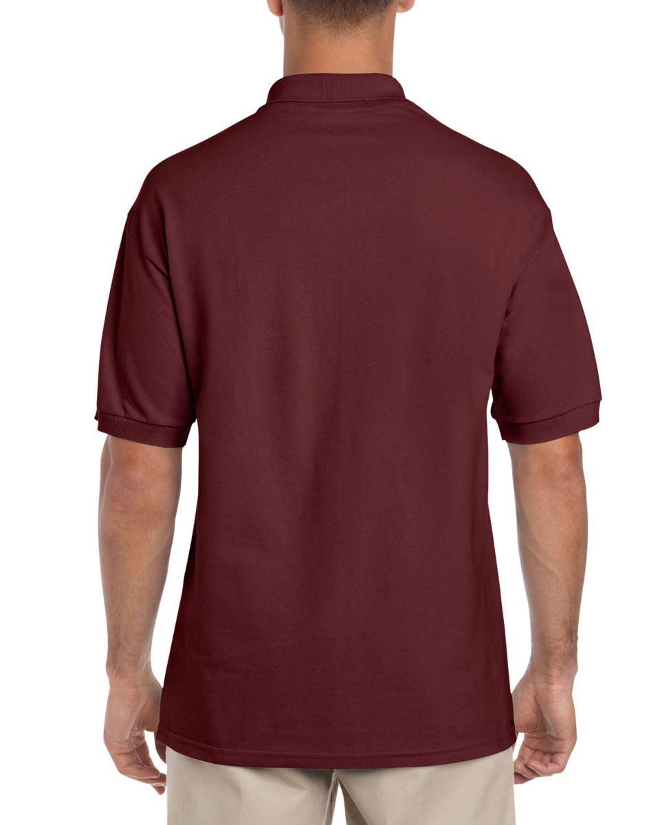 5-Pack-Gildan-Ultra-Cotton-Adult-Pique-Plain-Polo-Shirt-Tee-T-Shirt-Ringspun thumbnail 37