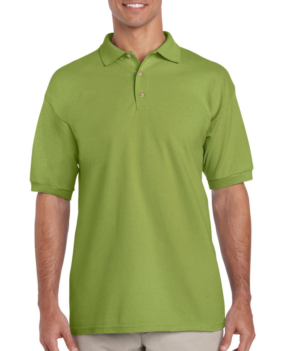 5-Pack-Gildan-Ultra-Cotton-Adult-Pique-Plain-Polo-Shirt-Tee-T-Shirt-Ringspun thumbnail 29