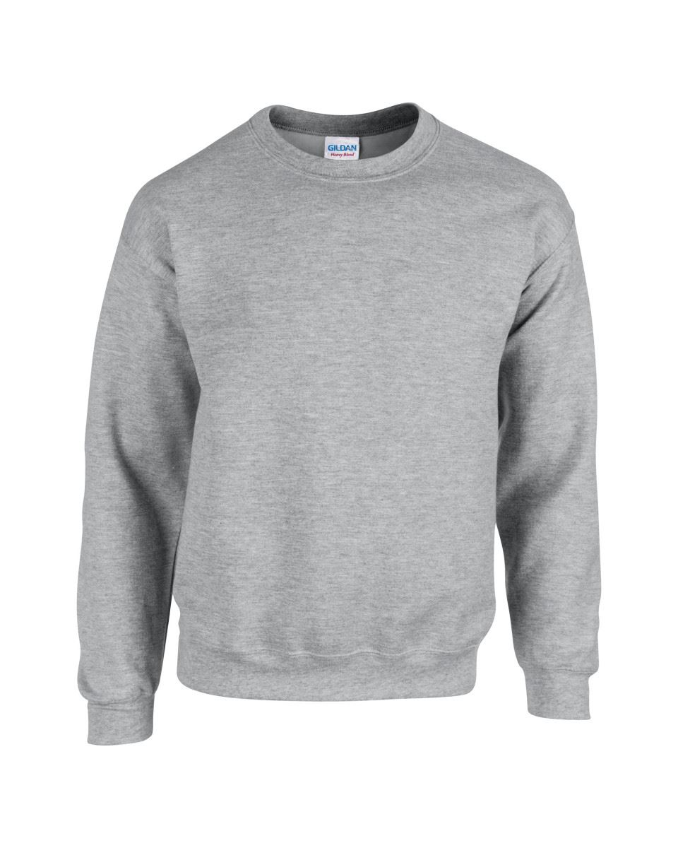 Gildan-Heavy-Blend-Adult-Crew-Neck-Pullover-Sweatshirt-Sweater-Workwear-Uniform thumbnail 15