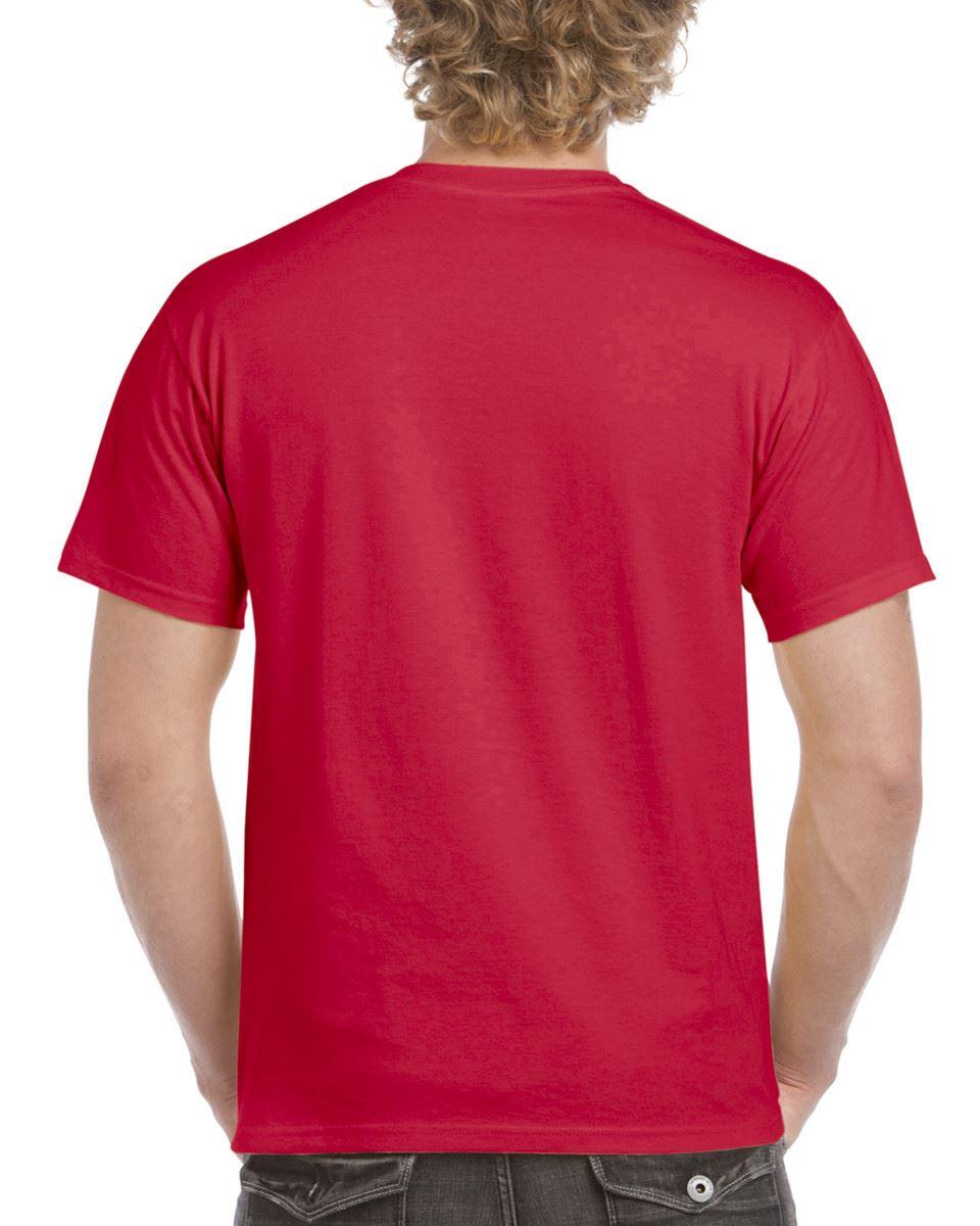 Gildan-Mens-Hammer-Plain-Crew-Neck-T-Shirts-100-Cotton thumbnail 32