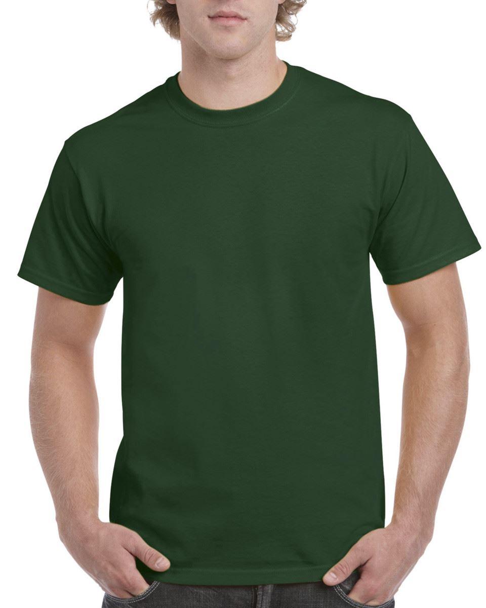 Gildan-Mens-Hammer-Plain-Crew-Neck-T-Shirts-100-Cotton thumbnail 19