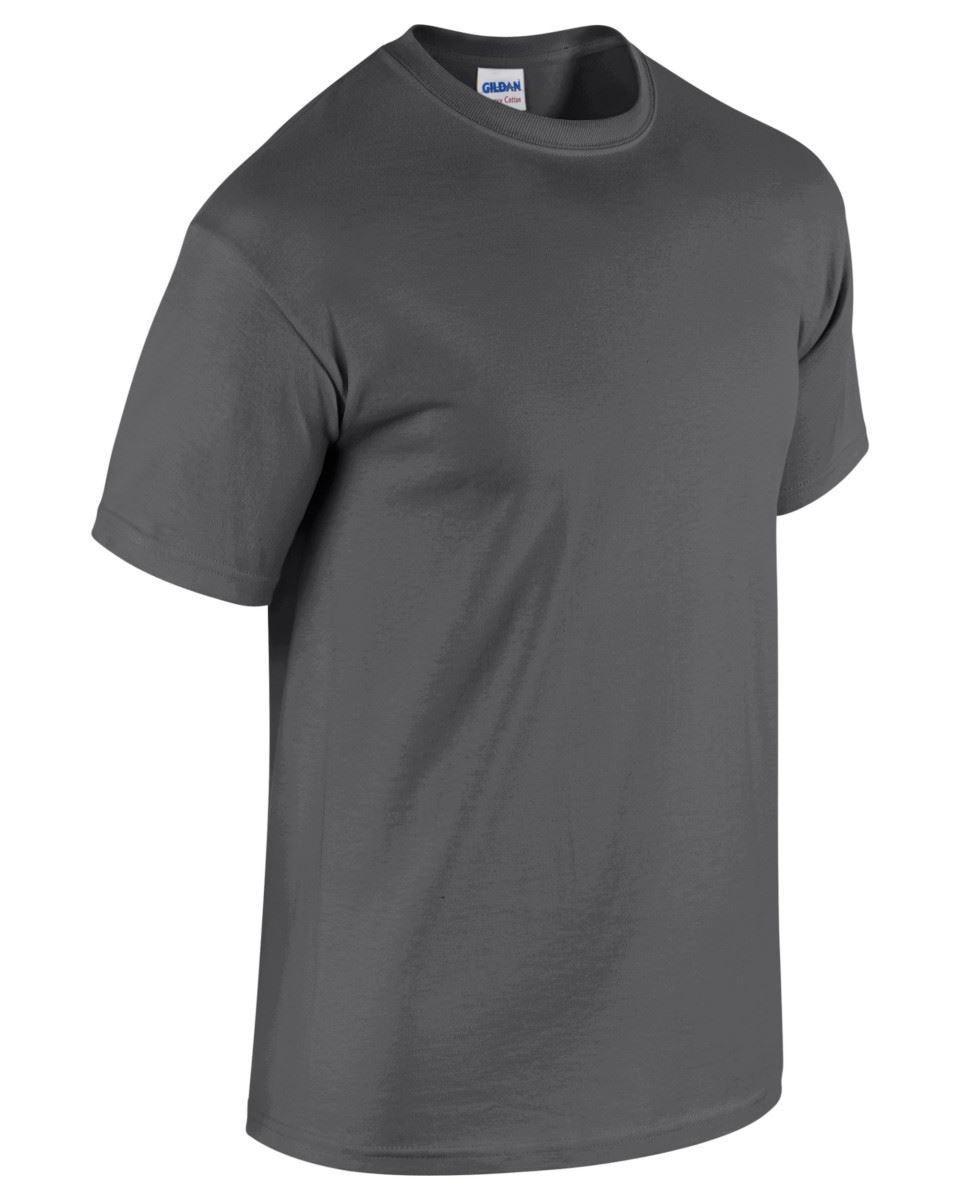 10-Pack-Plain-Gildan-Mens-Heavy-Cotton-Short-Sleeve-Plain-T-Shirt-Tee-T-Shirt thumbnail 75