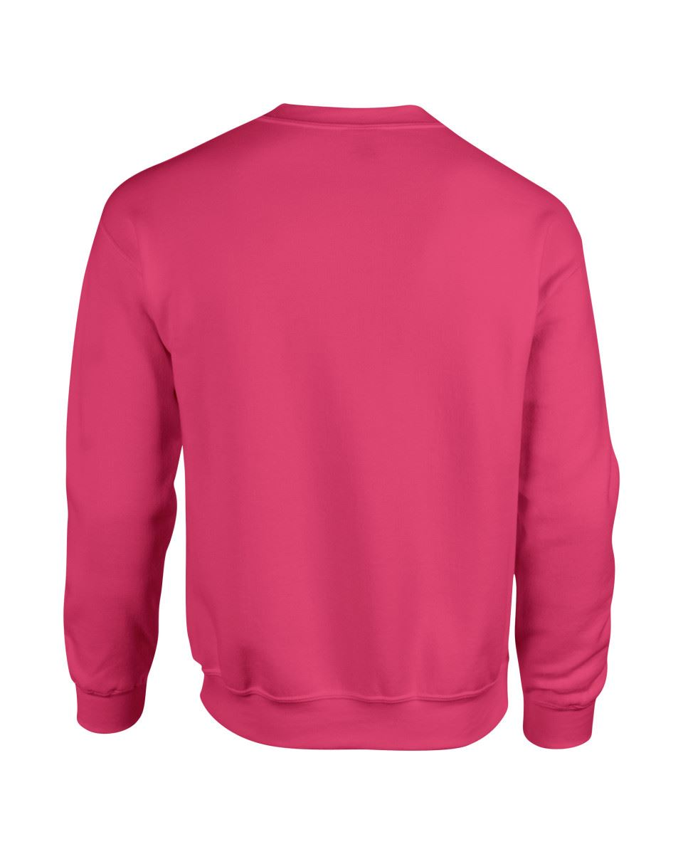 Gildan-Heavy-Blend-Adult-Crew-Neck-Pullover-Sweatshirt-Sweater-Workwear-Uniform thumbnail 96
