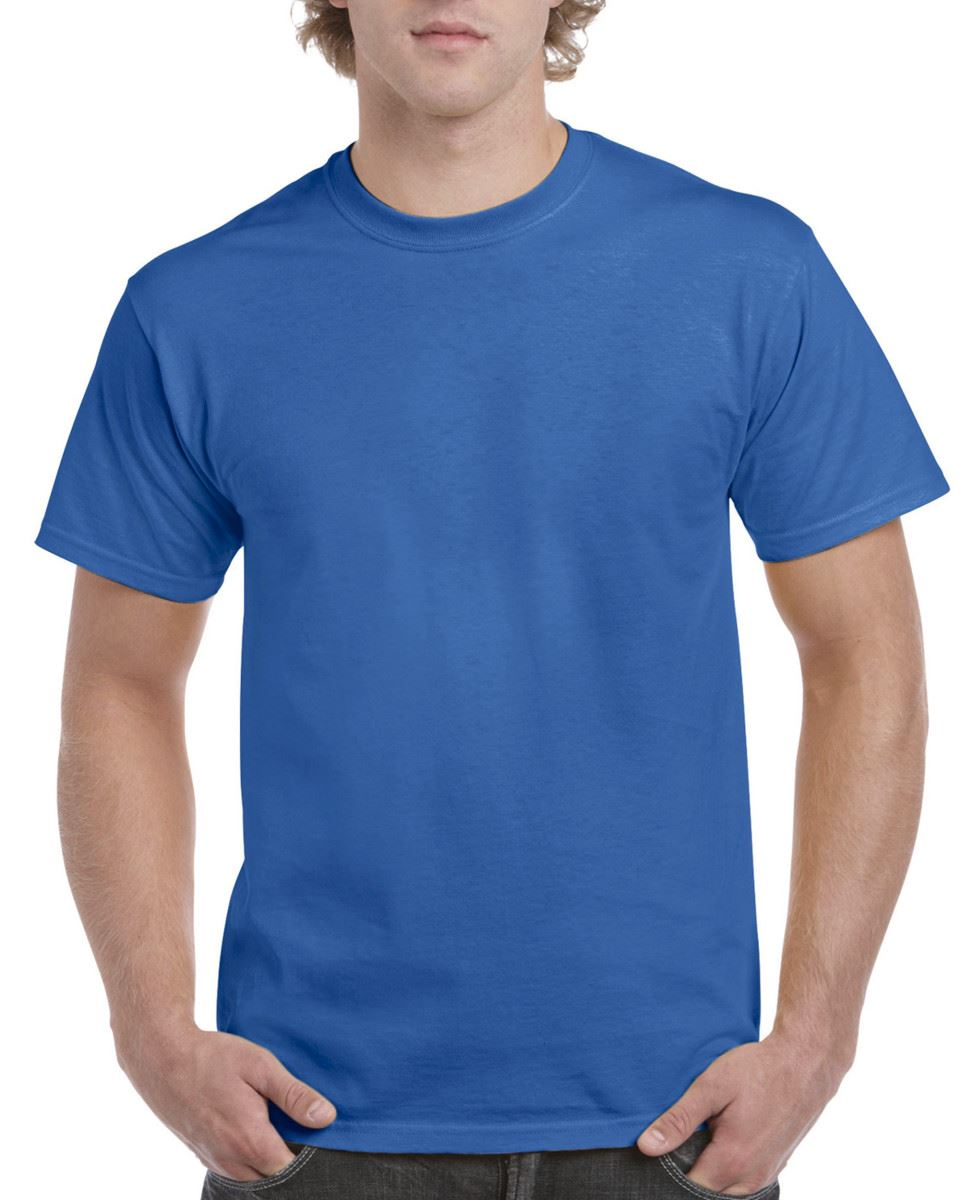 Gildan-Mens-Hammer-Plain-Crew-Neck-T-Shirts-100-Cotton thumbnail 29