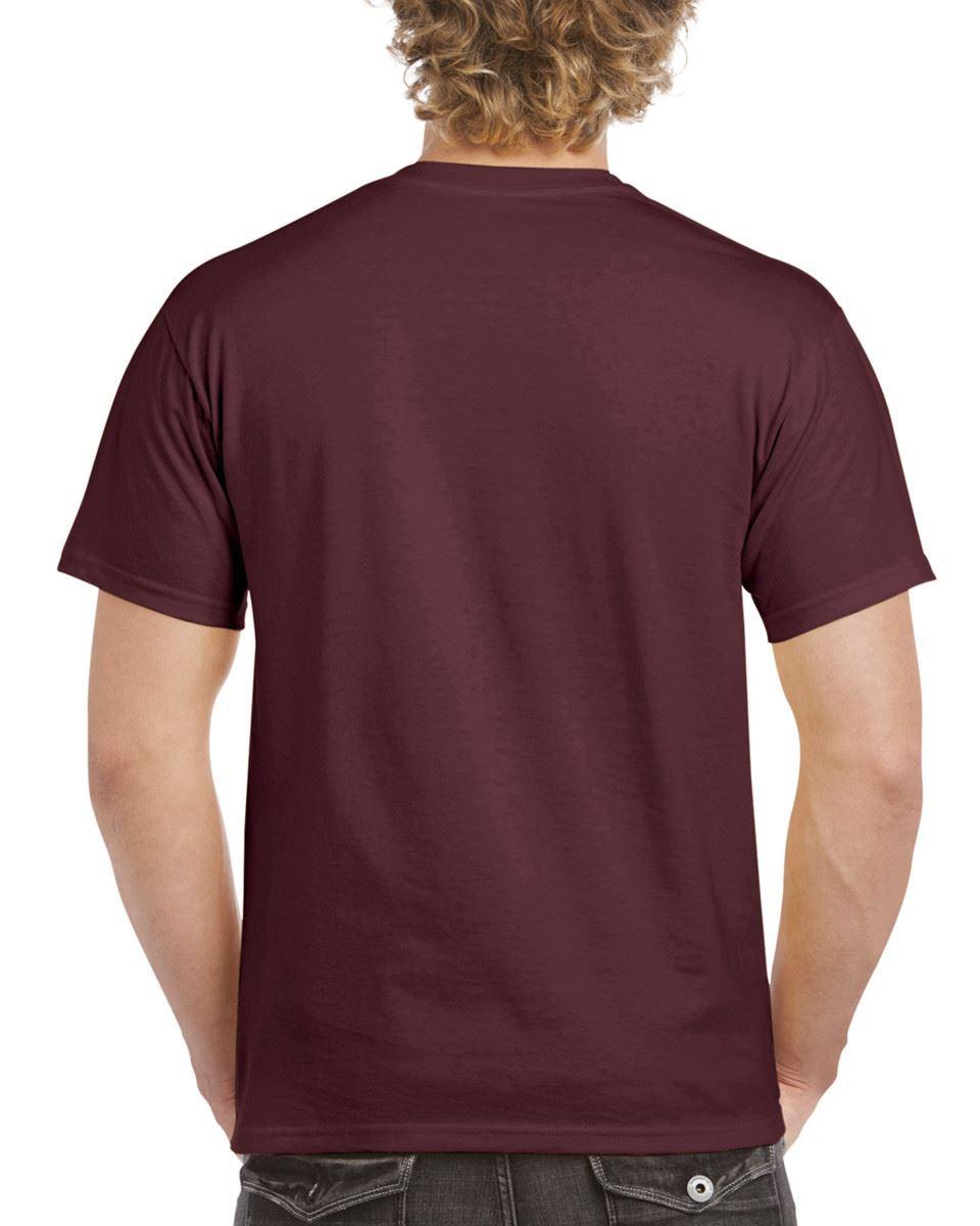 Gildan-Mens-Hammer-Plain-Crew-Neck-T-Shirts-100-Cotton thumbnail 22