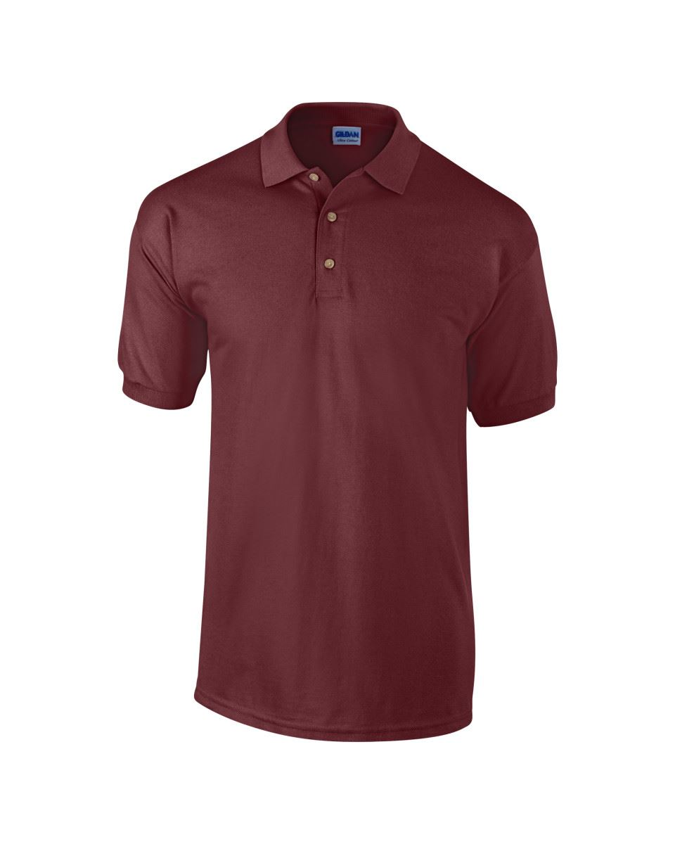 5-Pack-Gildan-Ultra-Cotton-Adult-Pique-Plain-Polo-Shirt-Tee-T-Shirt-Ringspun thumbnail 38