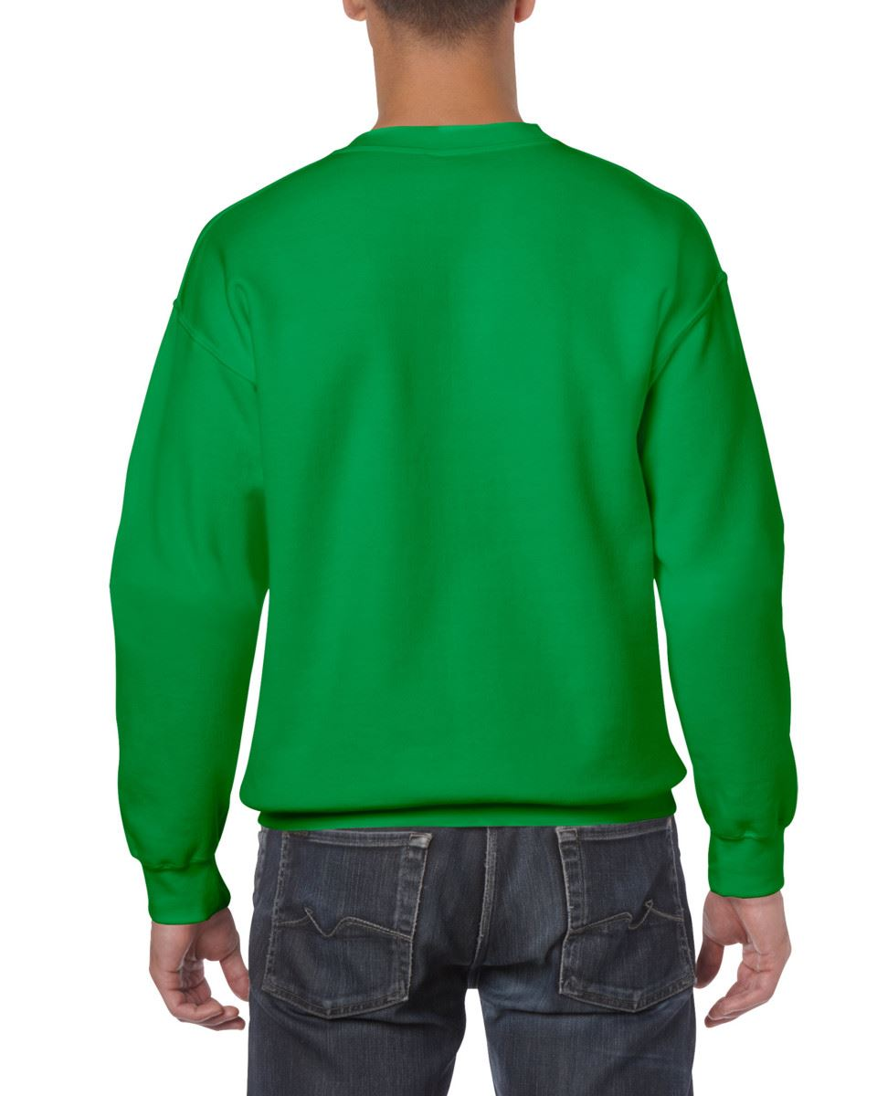 Gildan-Heavy-Blend-Adult-Crew-Neck-Pullover-Sweatshirt-Sweater-Workwear-Uniform thumbnail 98