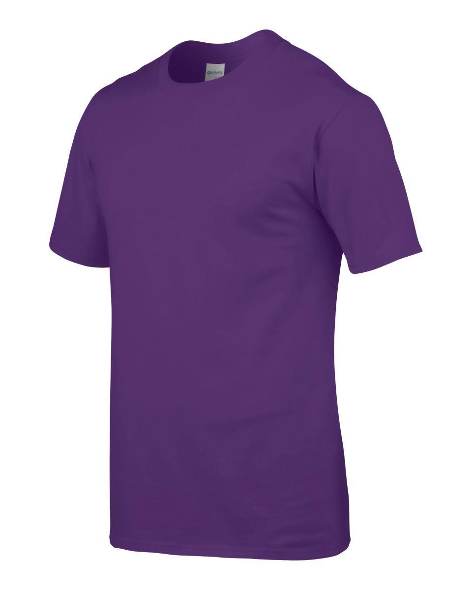 3-Pack-Gildan-Mens-Womens-Premium-Softstyle-Ringspun-Plain-Cotton-T-Shirt-Tee thumbnail 85