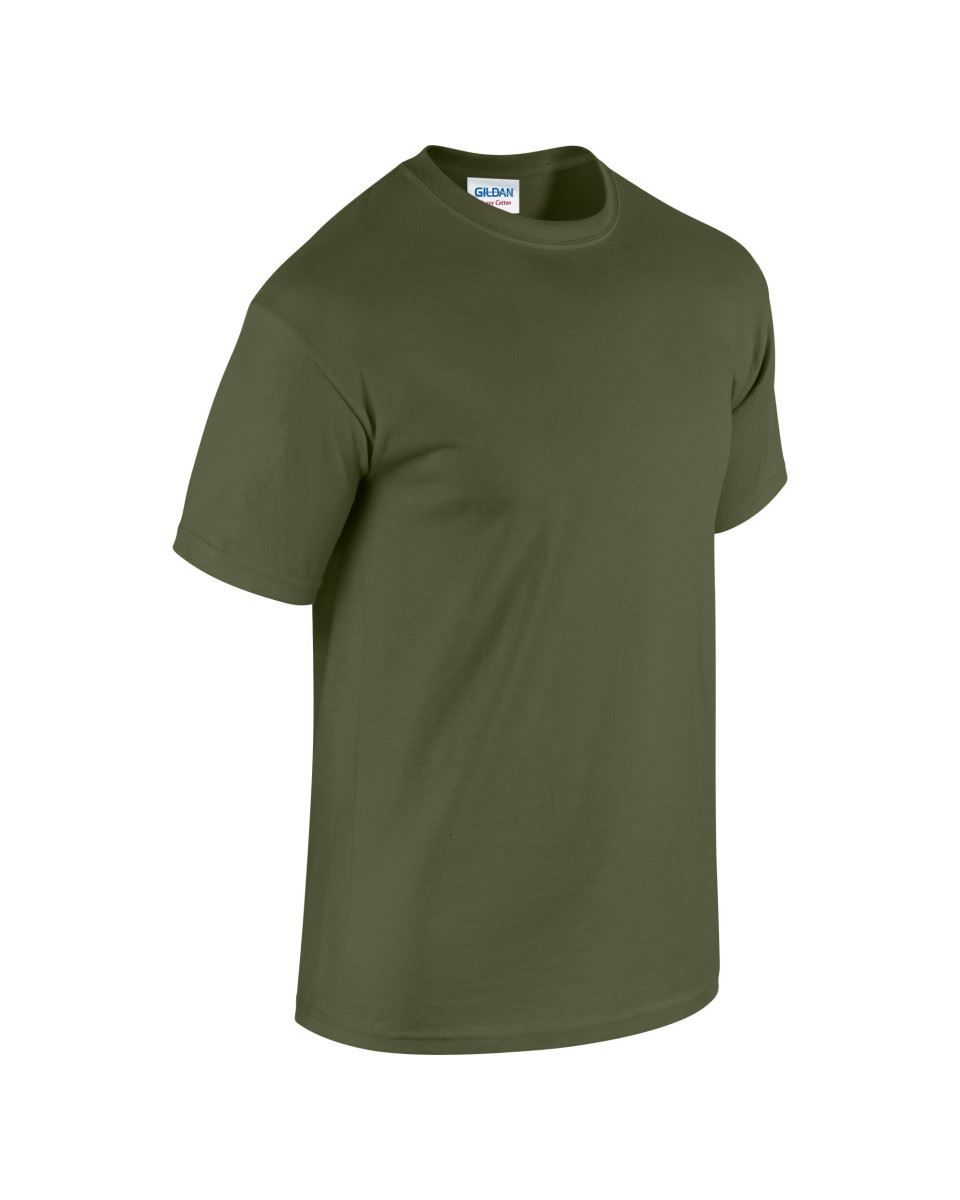 10-Pack-Plain-Gildan-Mens-Heavy-Cotton-Short-Sleeve-Plain-T-Shirt-Tee-T-Shirt thumbnail 147