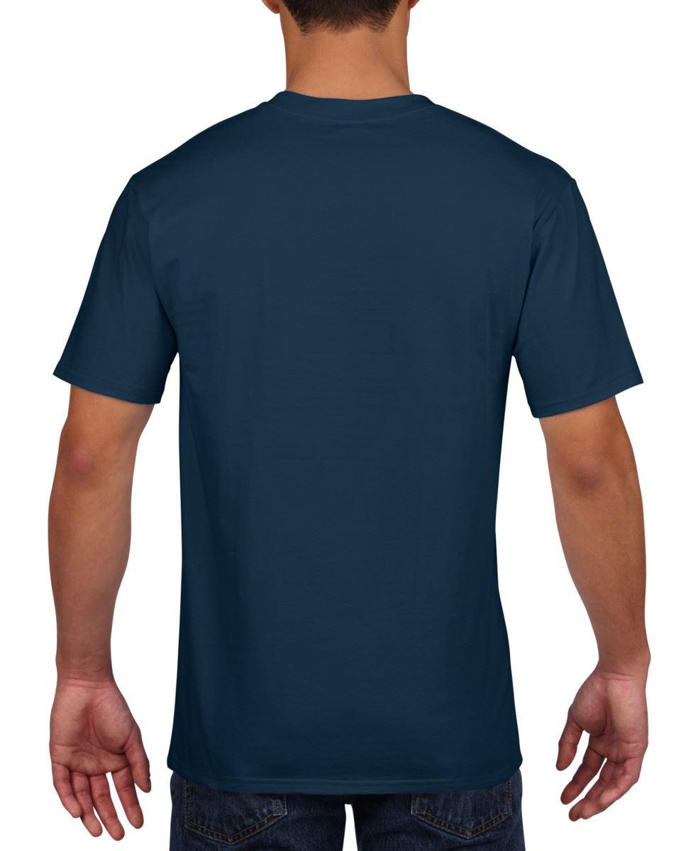 3-Pack-Gildan-Hommes-Femmes-Premium-Softstyle-Ringspun-Plain-T-shirt-en-coton-tee miniature 68