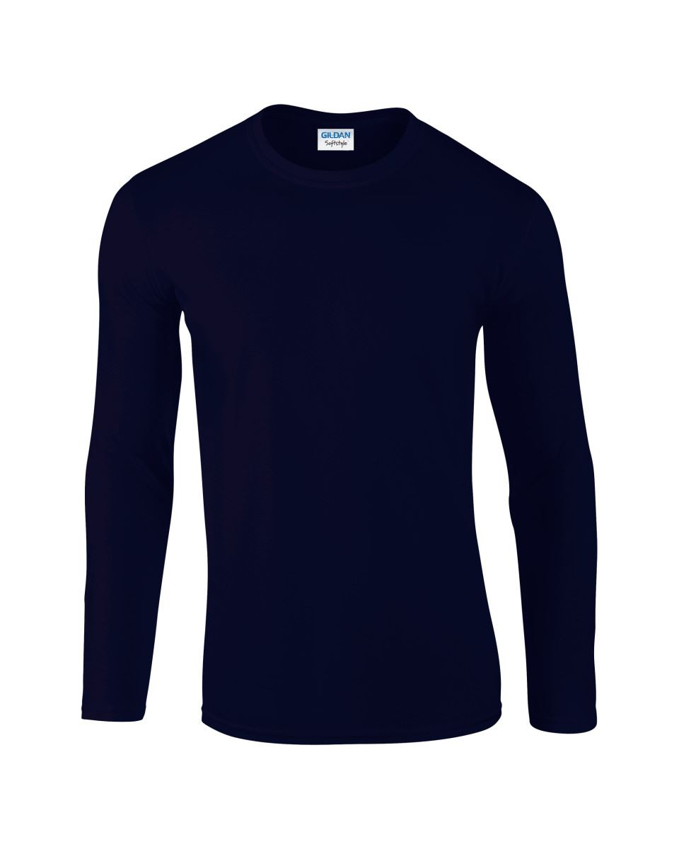 Gildan-MEN-039-S-LONG-SLEEVE-T-SHIRT-SOFT-COTTON-PLAIN-TOP-SLEEVES-CASUAL-NEW-S-2XL thumbnail 18