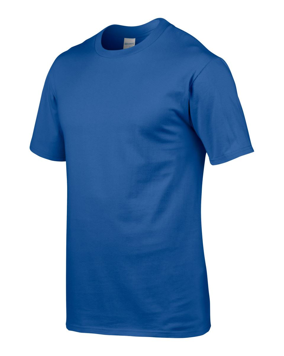 3-Pack-Gildan-Hommes-Femmes-Premium-Softstyle-Ringspun-Plain-T-shirt-en-coton-tee miniature 90