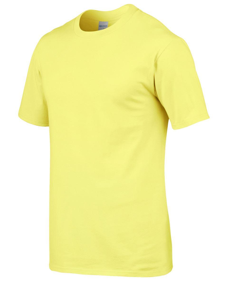 3-Pack-Gildan-Hommes-Femmes-Premium-Softstyle-Ringspun-Plain-T-shirt-en-coton-tee miniature 25