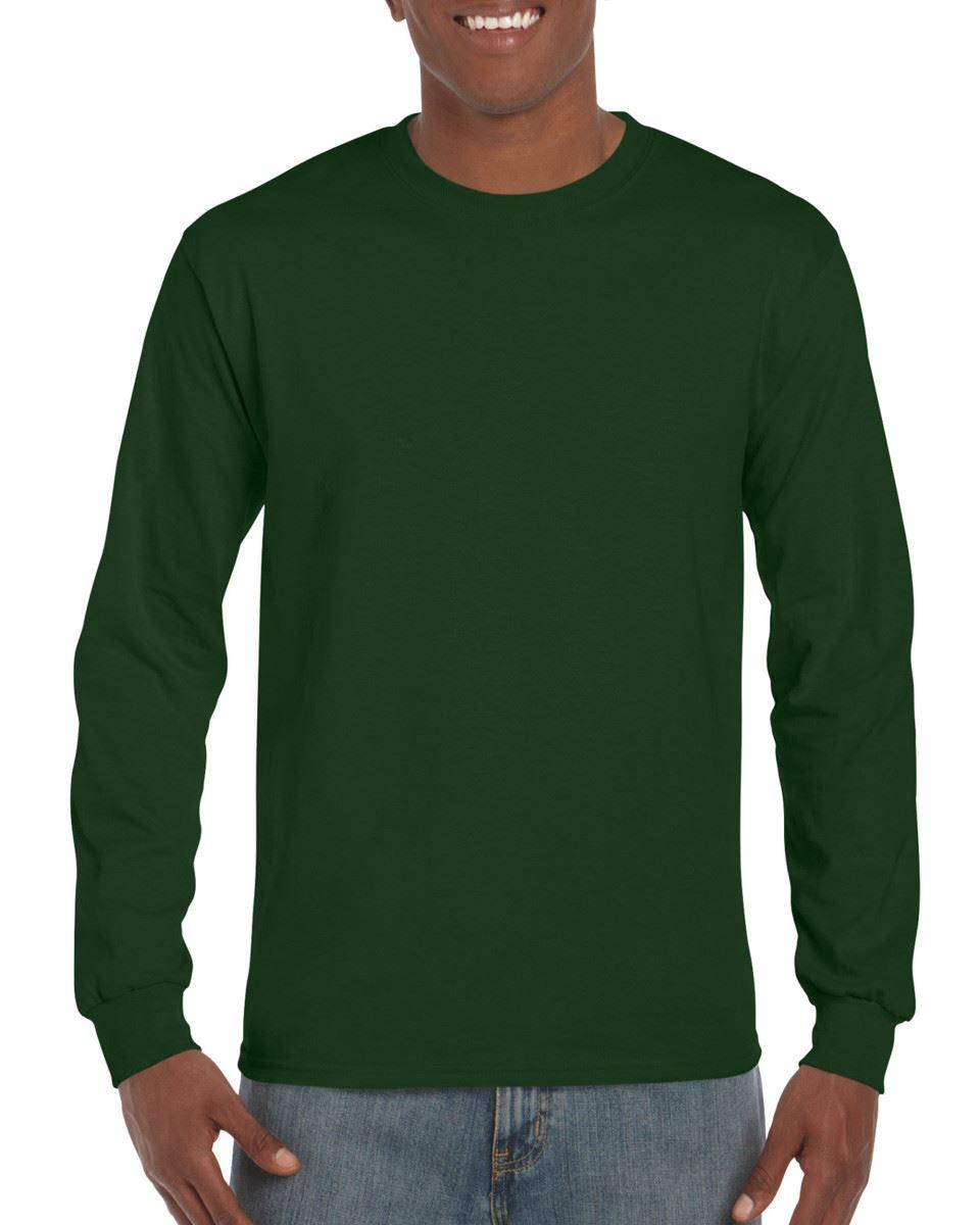 3-Pack-Gildan-Mens-Ultra-Cotton-Adult-Long-Sleeve-Plain-T-Shirt-Cotton-Tee-Shirt thumbnail 62