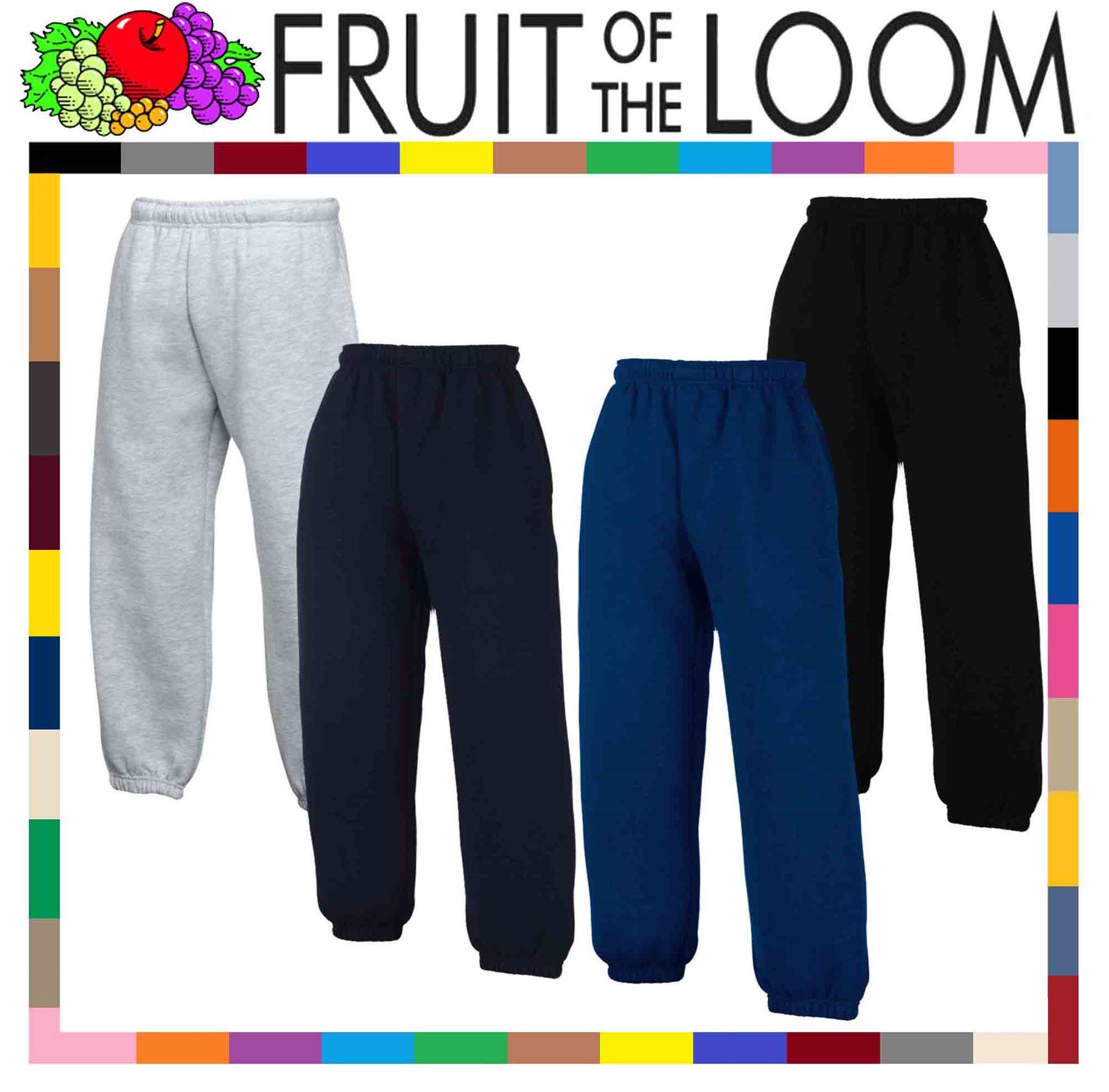 Fruit of the Loom Unisex Kids Performance Shorts