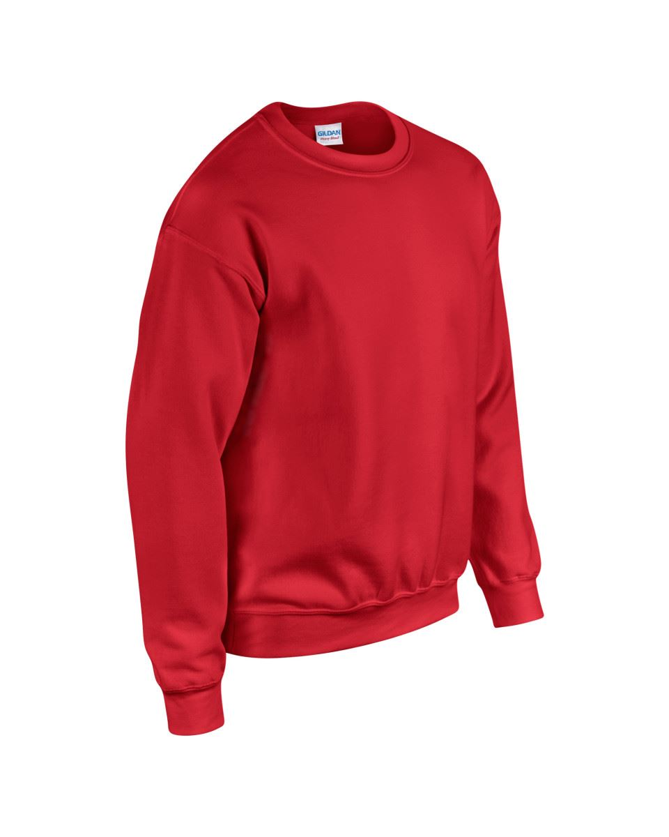 Gildan-Heavy-Blend-Adult-Crew-Neck-Pullover-Sweatshirt-Sweater-Workwear-Uniform thumbnail 26