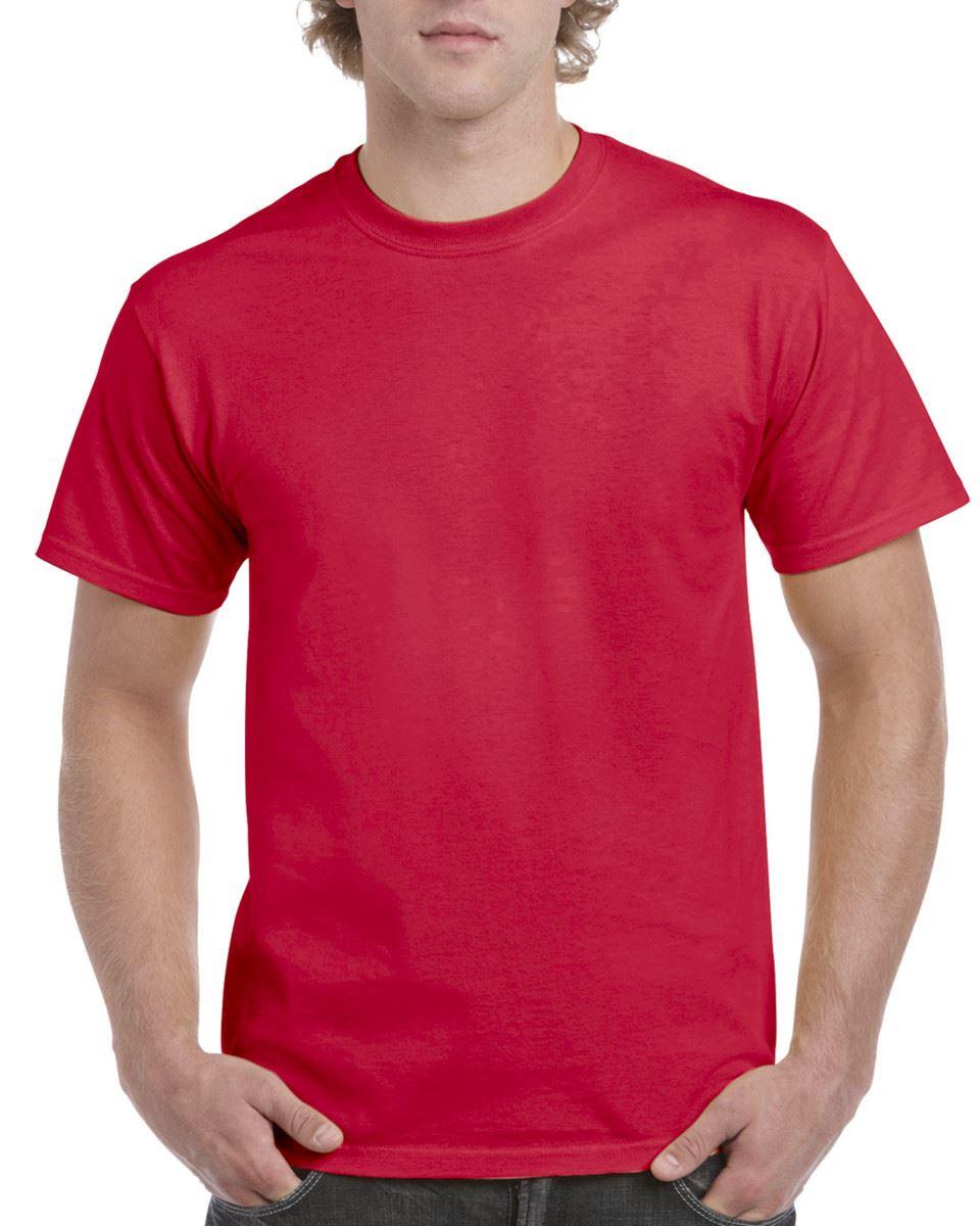 Gildan-Mens-Hammer-Plain-Crew-Neck-T-Shirts-100-Cotton thumbnail 31