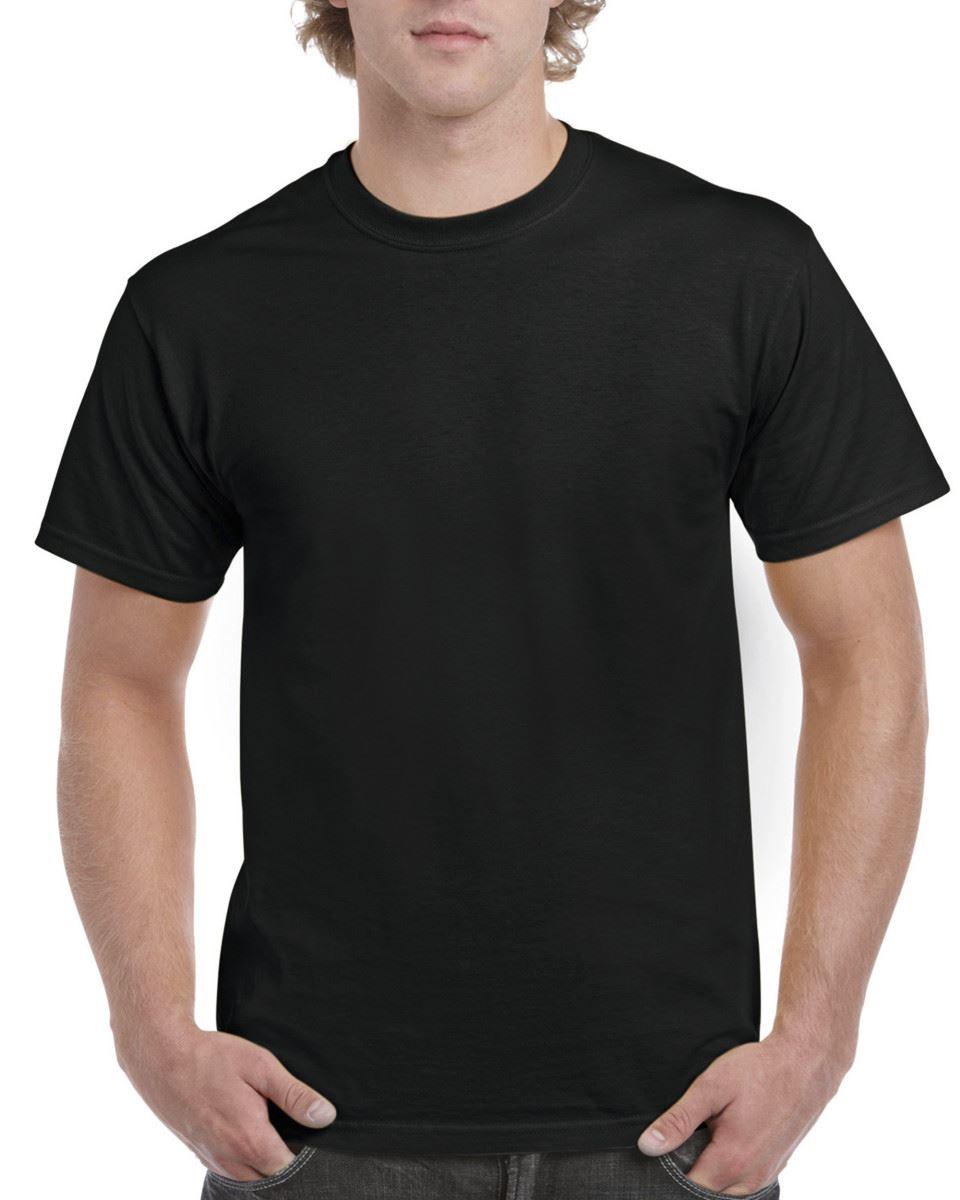 Gildan-Mens-Hammer-Plain-Crew-Neck-T-Shirts-100-Cotton thumbnail 5