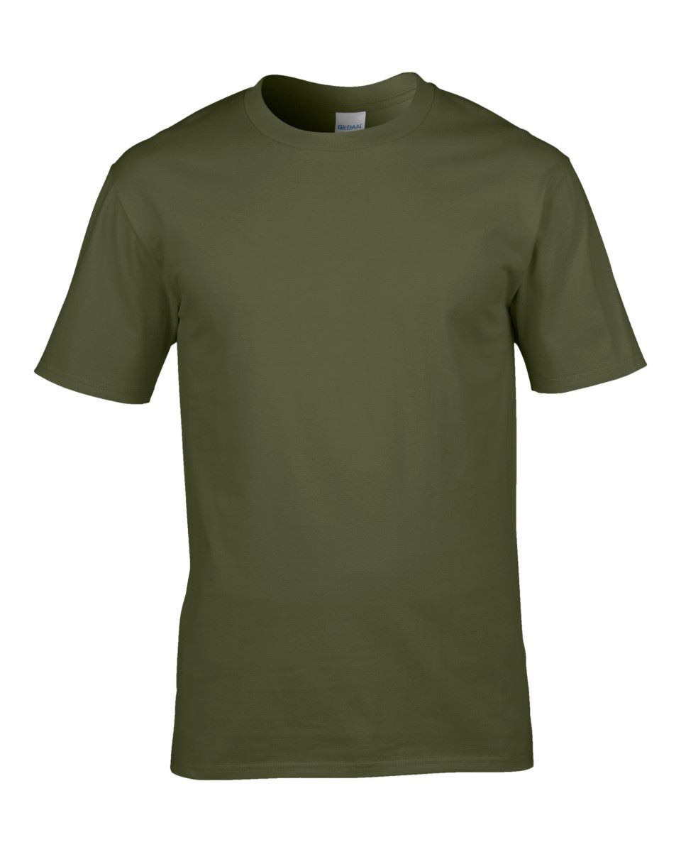 3-Pack-Gildan-Hommes-Femmes-Premium-Softstyle-Ringspun-Plain-T-shirt-en-coton-tee miniature 64