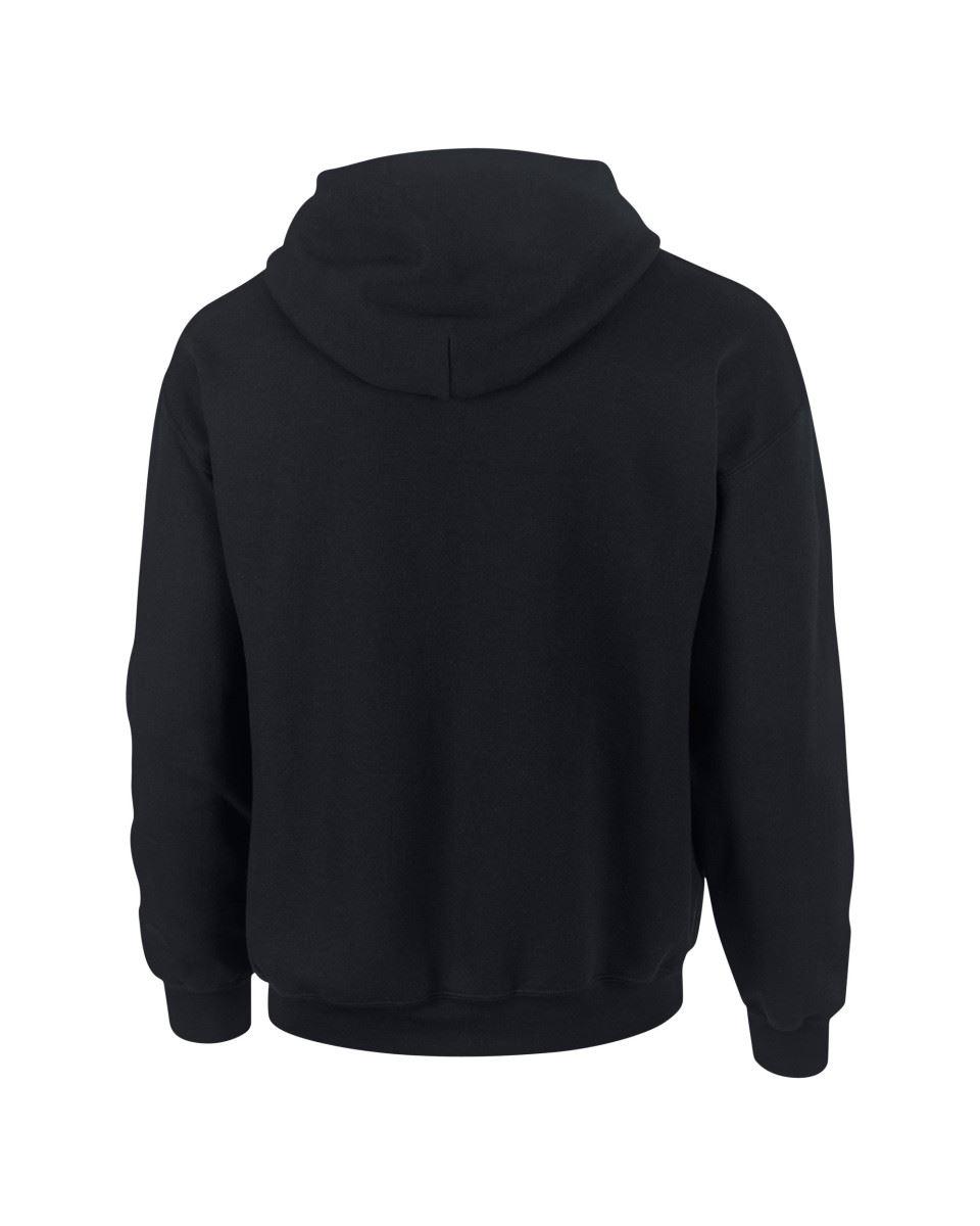 Gildan-Heavy-Blend-Plain-Contrast-Hooded-Sweatshirt-Hoodie-Sweat-Hoody-Jumper thumbnail 9