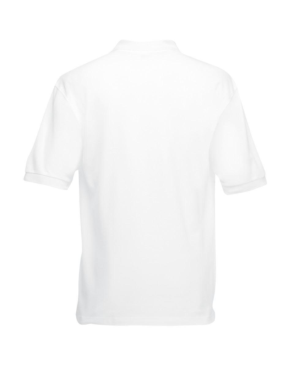 Fruit-of-the-Loom-Plain-Cotton-Mens-Polo-Shirts-T-Shirt-Short-Sleeve-Tshirt thumbnail 31