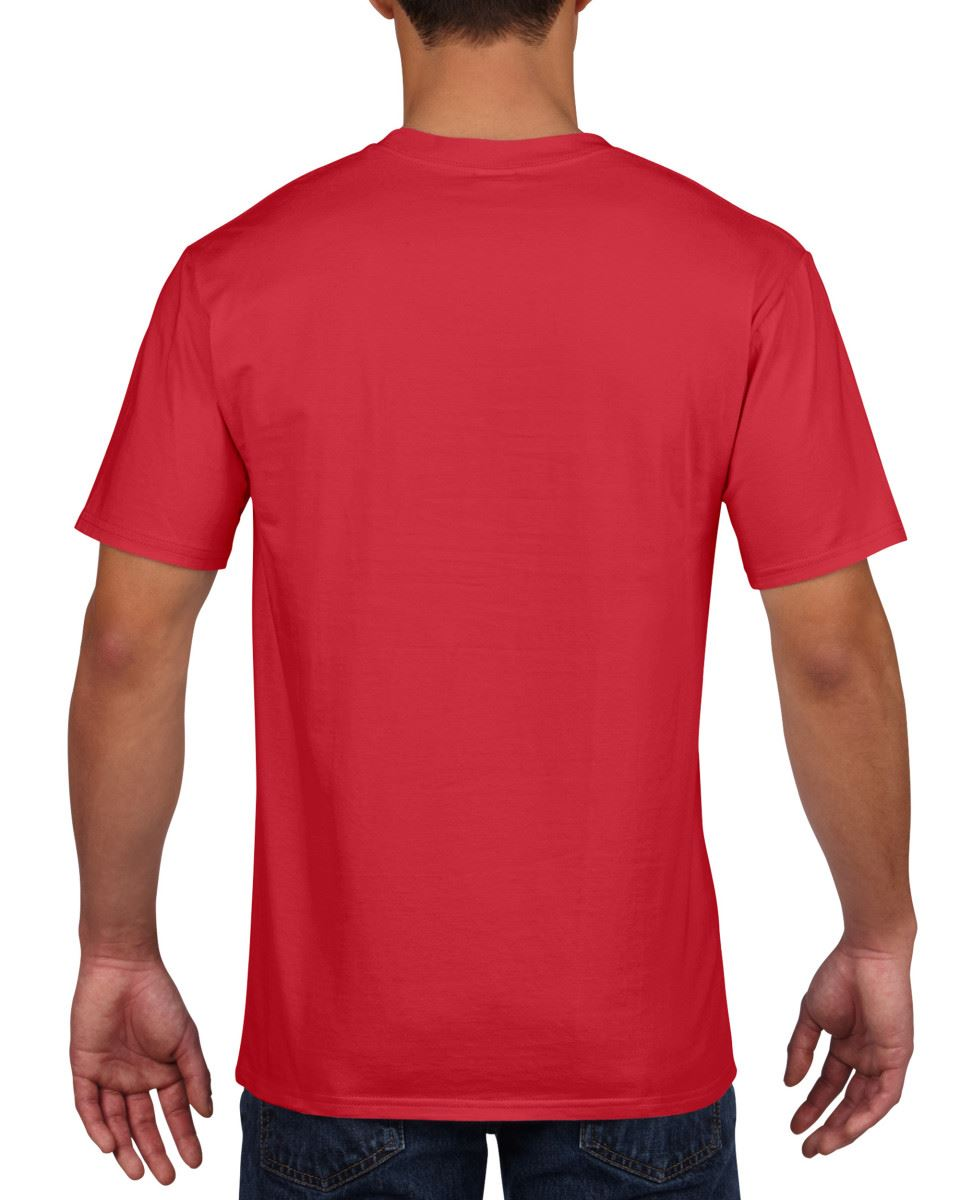 3-Pack-Gildan-Hommes-Femmes-Premium-Softstyle-Ringspun-Plain-T-shirt-en-coton-tee miniature 83