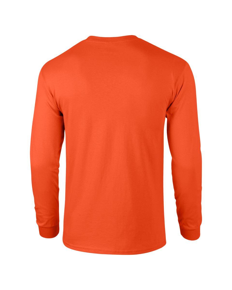 Gildan-Mens-Ultra-Cotton-Adult-Long-Sleeve-Plain-T-Shirt-Tshirt-Cotton-Tee-Shirt thumbnail 97
