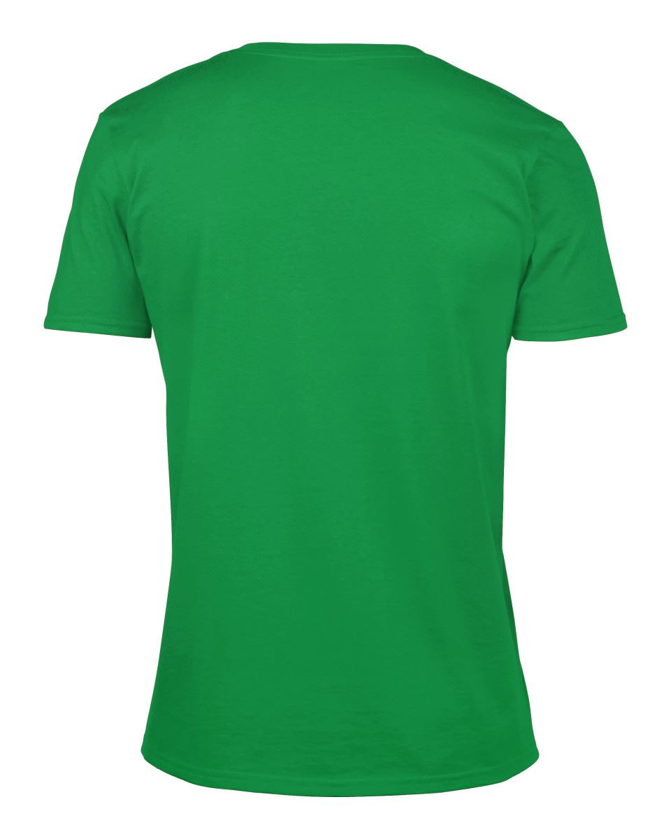 Gildan-Mens-Men-039-s-Soft-Style-Plain-V-Neck-T-Shirt-Cotton-Tee-Tshirt thumbnail 36