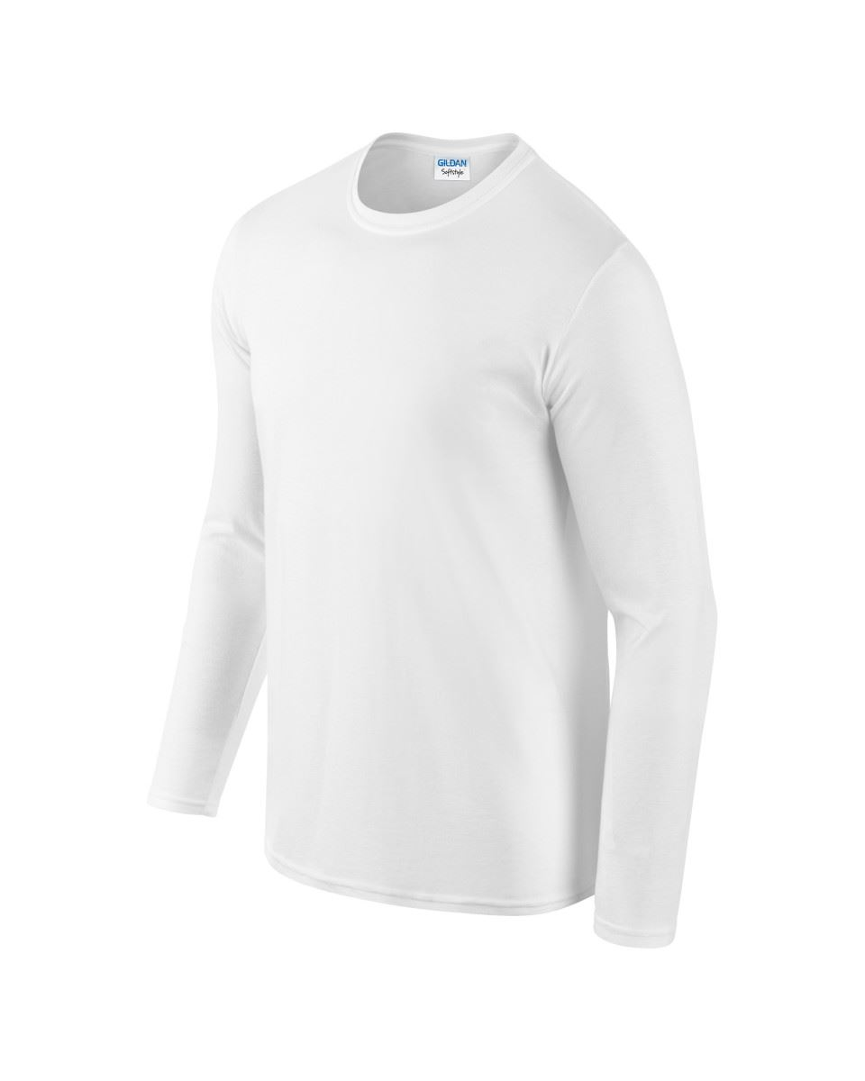Gildan-MEN-039-S-LONG-SLEEVE-T-SHIRT-SOFT-COTTON-PLAIN-TOP-SLEEVES-CASUAL-NEW-S-2XL thumbnail 5