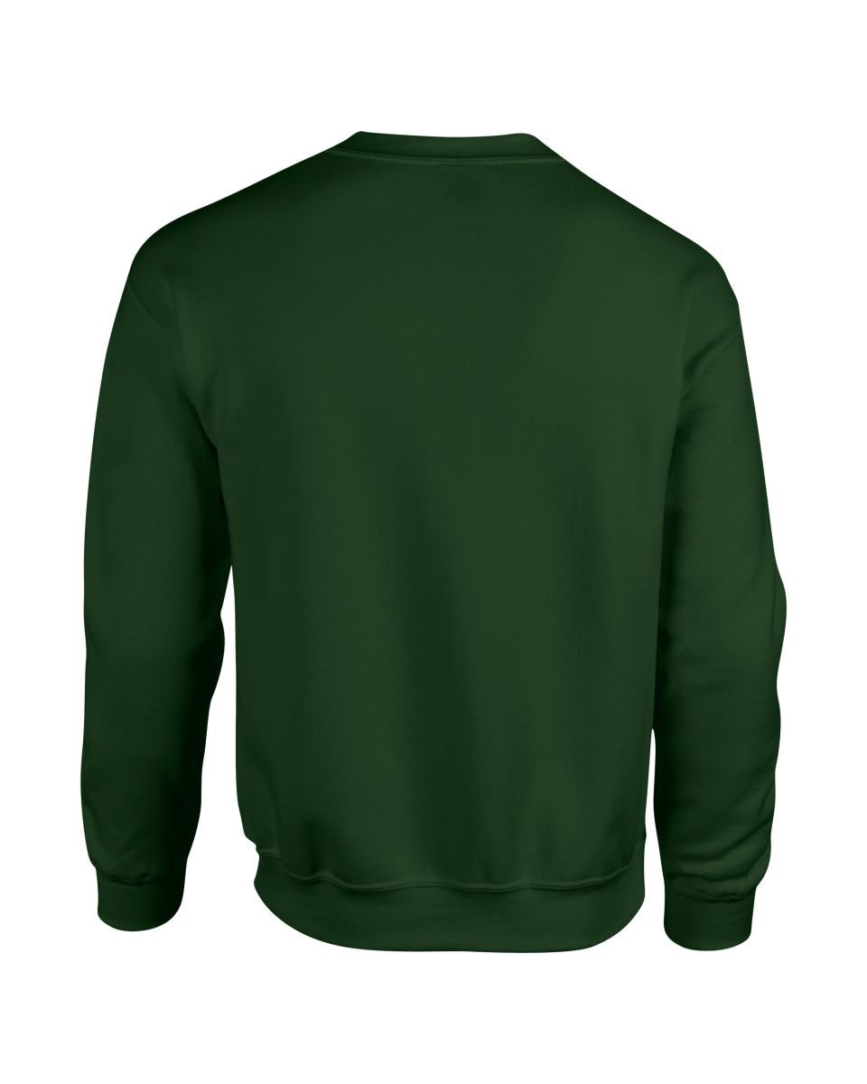 Gildan-Heavy-Blend-Adult-Crew-Neck-Pullover-Sweatshirt-Sweater-Workwear-Uniform thumbnail 74