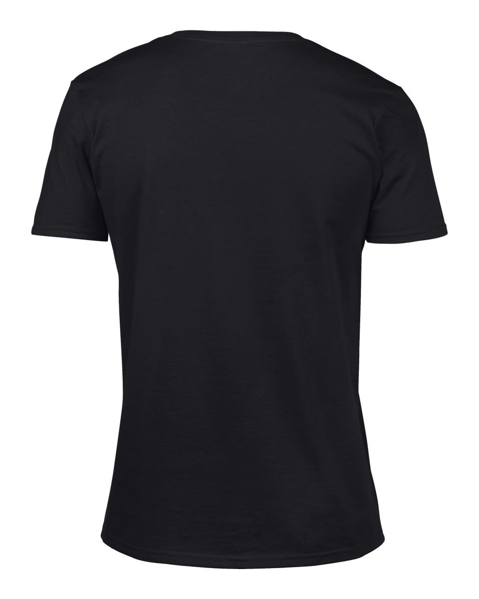 Gildan-Mens-Men-039-s-Soft-Style-Plain-V-Neck-T-Shirt-Cotton-Tee-Tshirt thumbnail 11