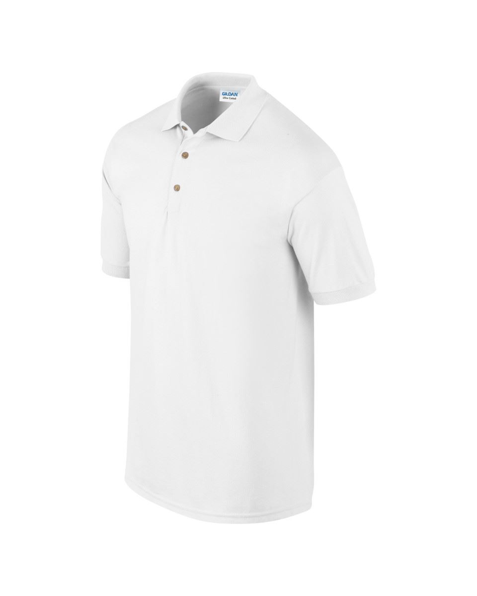 5-Pack-Gildan-Ultra-Cotton-Adult-Pique-Plain-Polo-Shirt-Tee-T-Shirt-Ringspun thumbnail 5