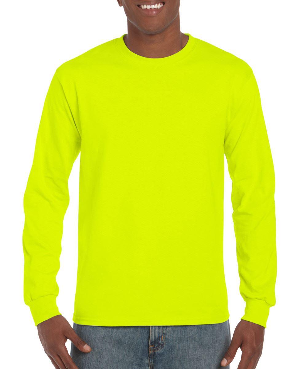 3-Pack-Gildan-Mens-Ultra-Cotton-Adult-Long-Sleeve-Plain-T-Shirt-Cotton-Tee-Shirt thumbnail 97