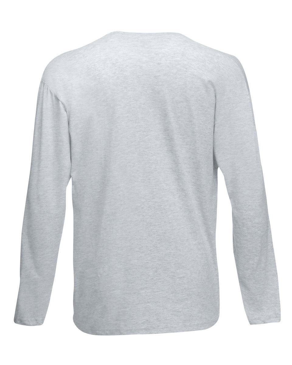 3-Pack-Men-039-s-Fruit-of-the-Loom-Long-Sleeve-T-Shirt-Plain-Tee-Shirt-Top-Cotton thumbnail 55