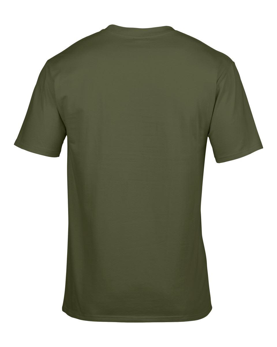3-Pack-Gildan-Hommes-Femmes-Premium-Softstyle-Ringspun-Plain-T-shirt-en-coton-tee miniature 66