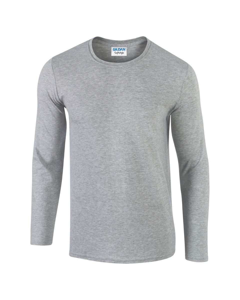 Gildan-MEN-039-S-LONG-SLEEVE-T-SHIRT-SOFT-COTTON-PLAIN-TOP-SLEEVES-CASUAL-NEW-S-2XL thumbnail 39