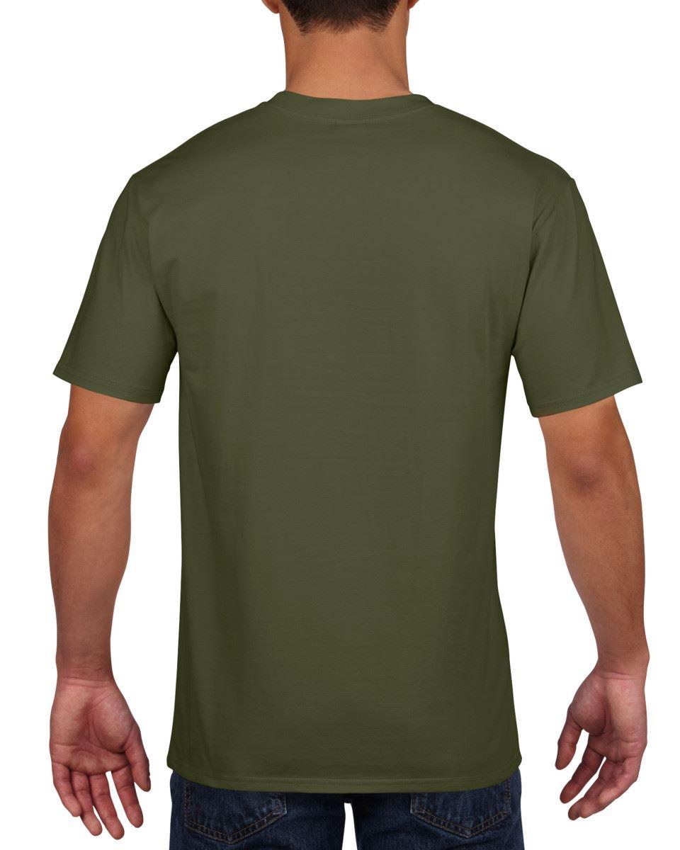 3-Pack-Gildan-Hommes-Femmes-Premium-Softstyle-Ringspun-Plain-T-shirt-en-coton-tee miniature 63