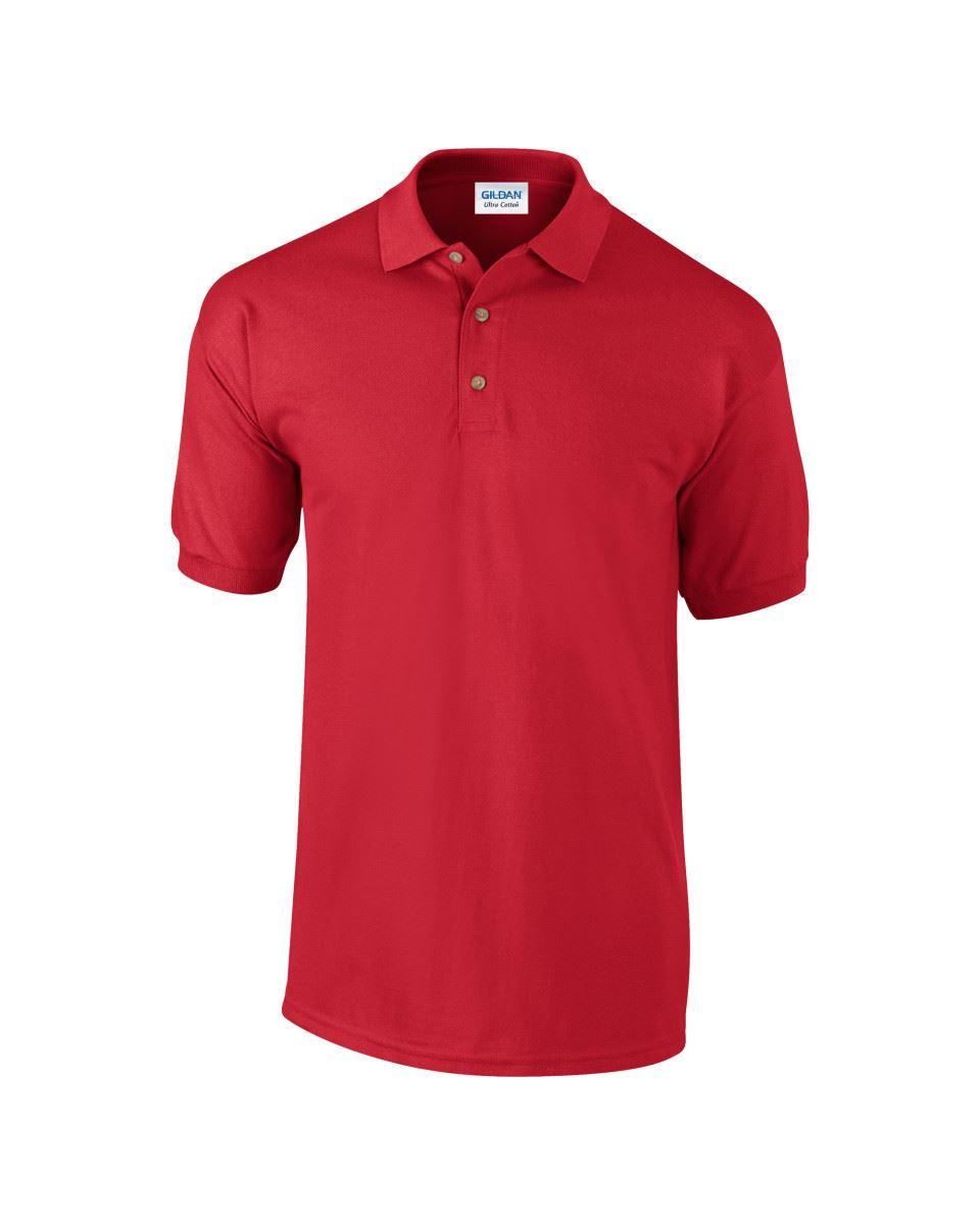 5-Pack-Gildan-Ultra-Cotton-Adult-Pique-Plain-Polo-Shirt-Tee-T-Shirt-Ringspun thumbnail 53