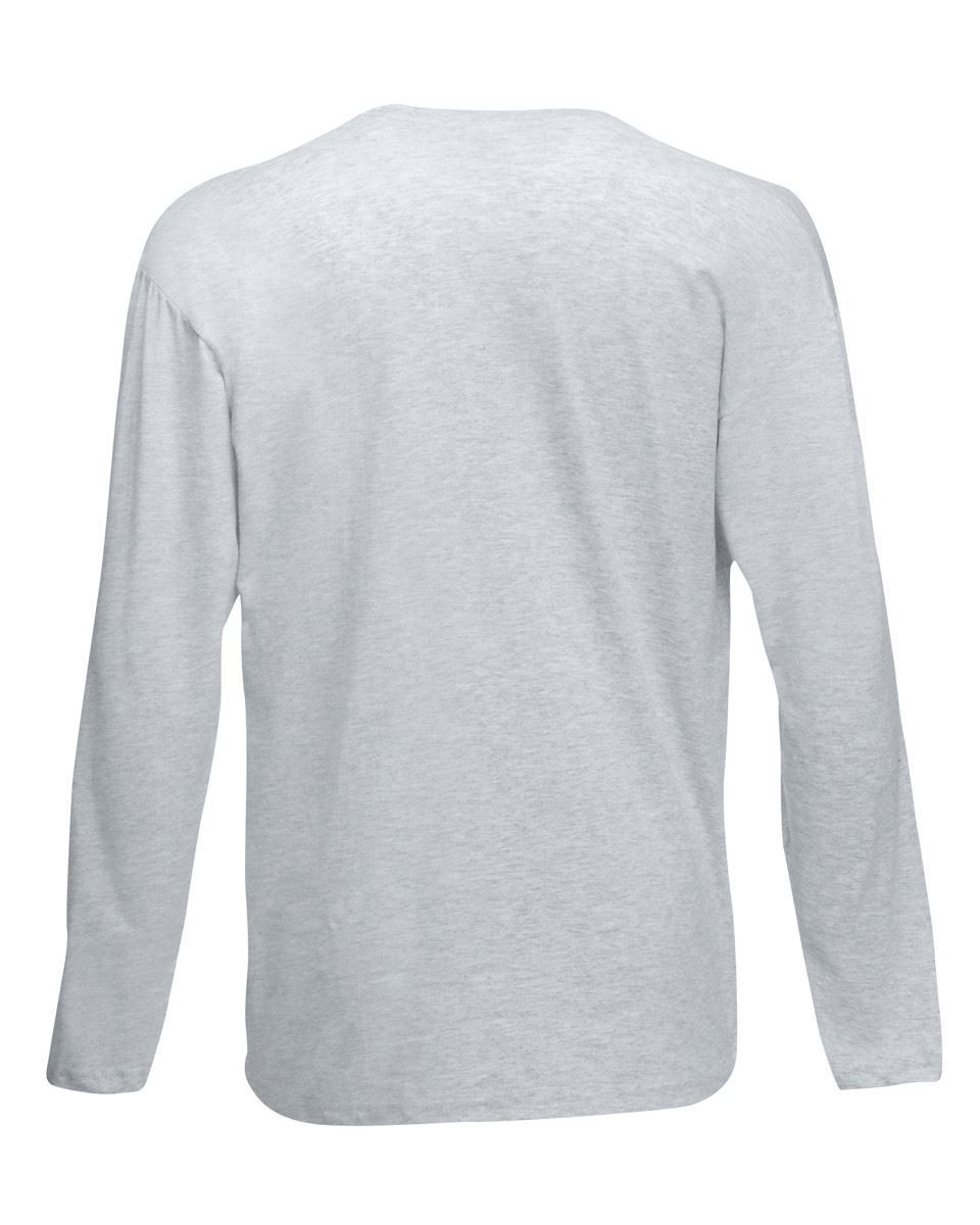 3-Pack-Men-039-s-Fruit-of-the-Loom-Long-Sleeve-T-Shirt-Plain-Tee-Shirt-Top-Cotton thumbnail 49